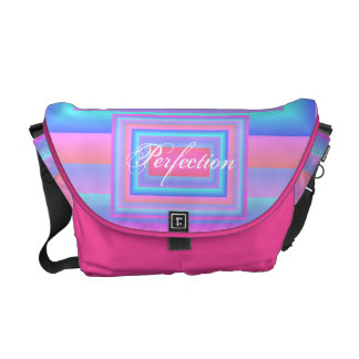 Colourful Perfection Messenger Bags