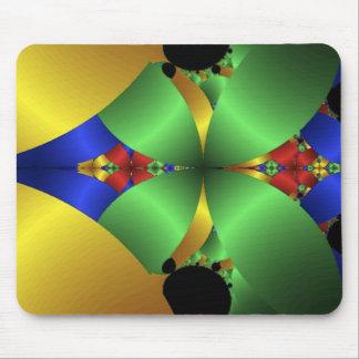 colourful_petals mouse pad