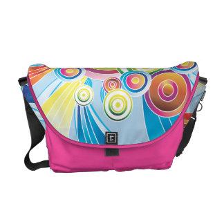 Colourful Retro Commuter Bags