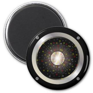 Colourful Rock Guitar Speaker 2 Inch Round Magnet