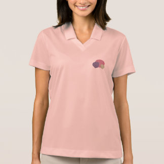 Colourful Shells Polo T-shirt