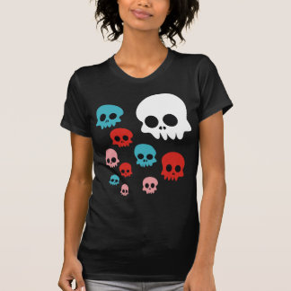 Colourful Skulls Shirts