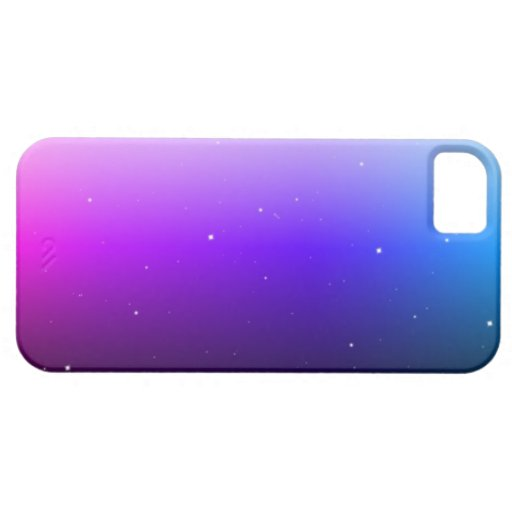 Colourful Space Case For iPhone 5/5S