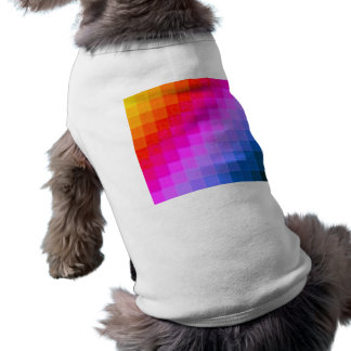 Colourful Squares Tee