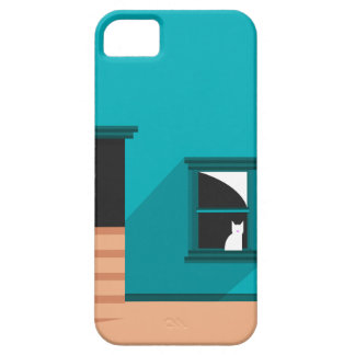 Colourful Street iPhone 5 Cover