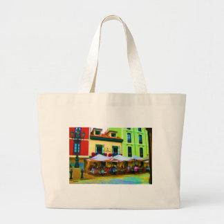 Colourful Summer Terrace Bag