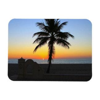 Colourful Sunrise Magnet
