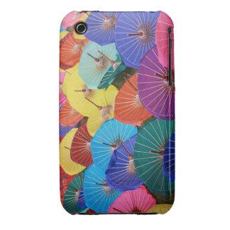Colourful Thai Parasols - iPhone 3/3GS case