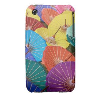 Colourful Thai Parasols - iPhone 3/3GS iPhone 3 Case