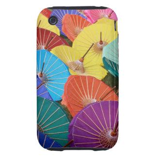 Colourful Thai Parasols - iPhone 3G/3GS case