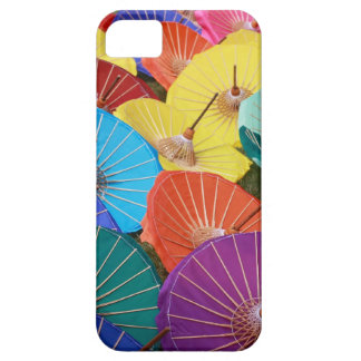 Colourful Thai Parasols - iPhone 5 iPhone SE/5/5s Case