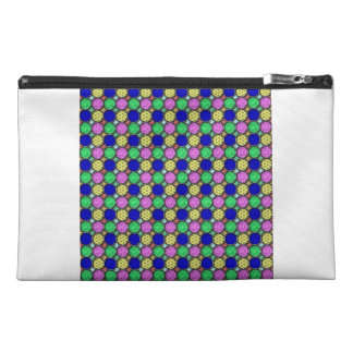 Colourful travel bag, music themed. travel accessories bags