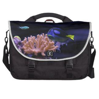 Colourful Tropical Fish Laptop Computer Bag