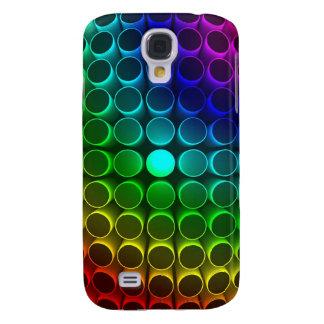 Colourful Warp Effect Samsung Galaxy S4 Case