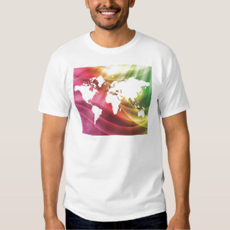 Colourful World T-shirt