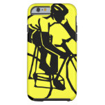 Colourful Yellow Bike Bicycle iPhone 6 Case