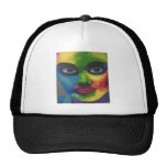 colourfull exsplosion hat