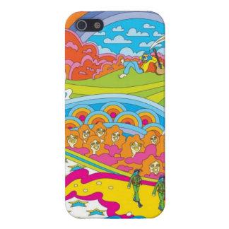 colourfull iPhone 5 carcasas