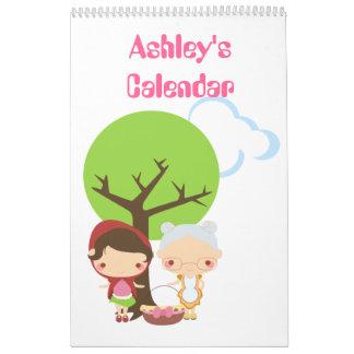 Colouring Book Calendar