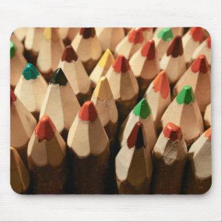 Colouring Pencils Mousemat