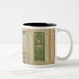 Colourman's Shop, St Martin's Lane, 1829 Coffee Mug