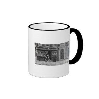 Colourman's Shop, St. Martin's Lane, London, 1829 Mug