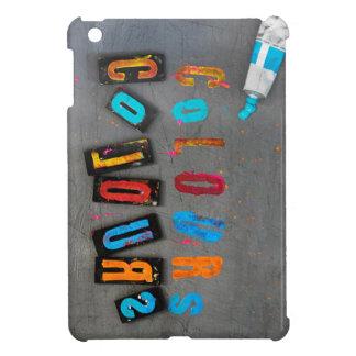 Colours iPad Mini Cover