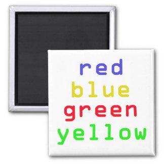 Colours Magnet