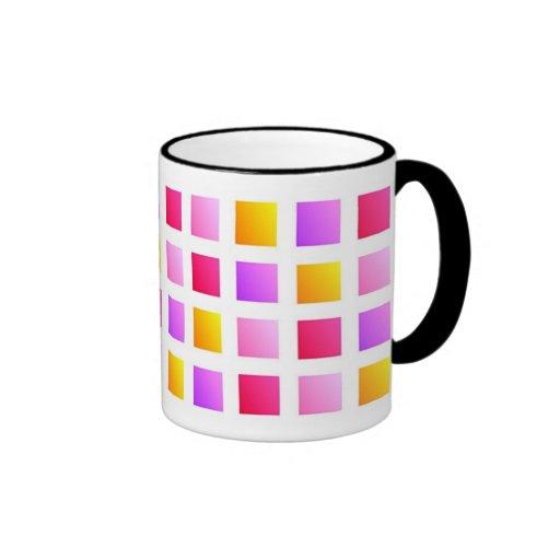 Colours - Mug Taza De Dos Colores