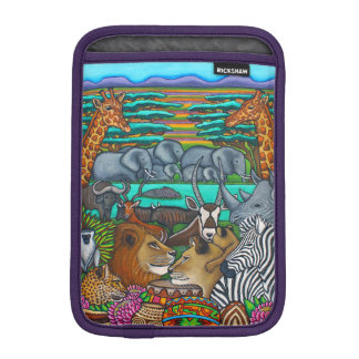 Colours of Africa Ipad Rickshaw Case