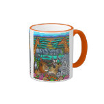 Colours of Africa Mug by Lisa Lorenz