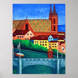 Colours of Basel, Value Poster Paper (Matte)