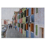 Colours of Burano Glass Chopping Board Cutting Boards