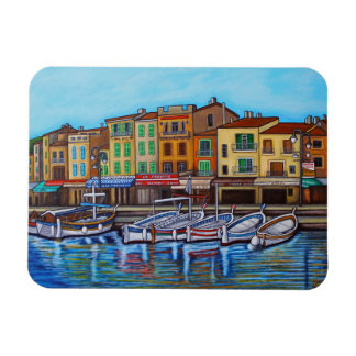 "Colours of Cassis 3""x4"" Photo Magnet"