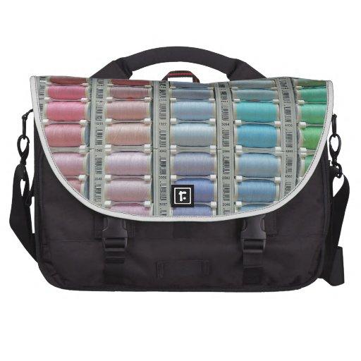 Colours of cotton commuter bag