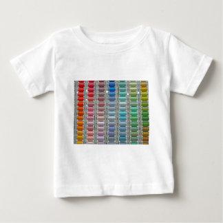 Colours of cotton infant t-shirt