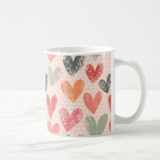Colours of Love Mug Taza Básica Blanca