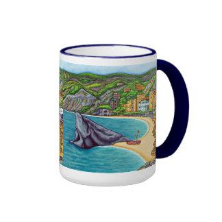 Colours of Monterosso Coffee Mug