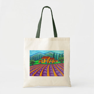 Colours of Provence Painting by Lisa Lorenz Tote Bag
