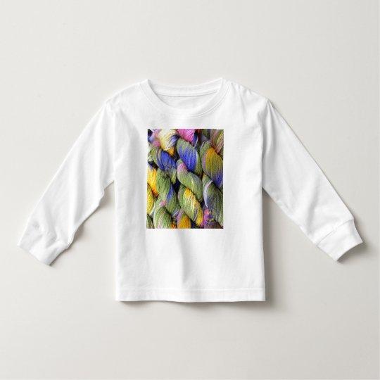 ColourSpun: Natural, Hand-Dyed Yarn Toddler T-shirt