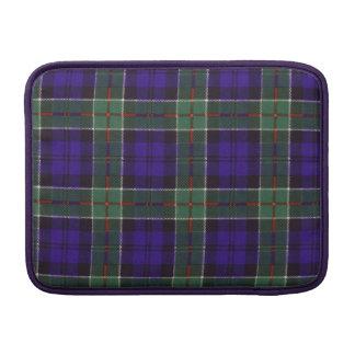 Colquhoun clan Plaid Scottish tartan MacBook Sleeves