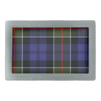 Colquhoun Scottish Tartan Belt Buckle