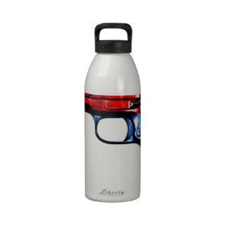 Colt 1911 Patriotic Gun Rights Customize! Reusable Water Bottle