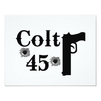 Colt 45 card