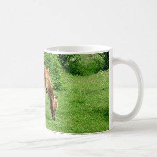 Colt and his mother coffee mug