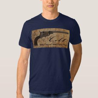 Colt Baby Dragoon 1849 Pocket Revolver Tee Shirt