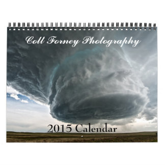 Colt Forney Photography 2015 Calendar