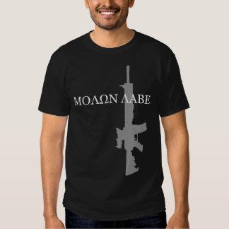 Colt M4A3 - MOLON LABE Tee Shirts