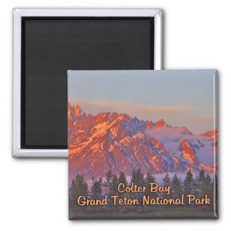Colter Bay Grand Teton National Park Magnet