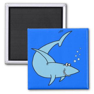 Colter's Shark Fridge Magnet